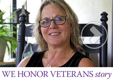 We Honor Veterans - Story