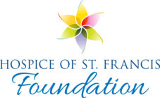 Hospice of St. Francis Foundation Logo